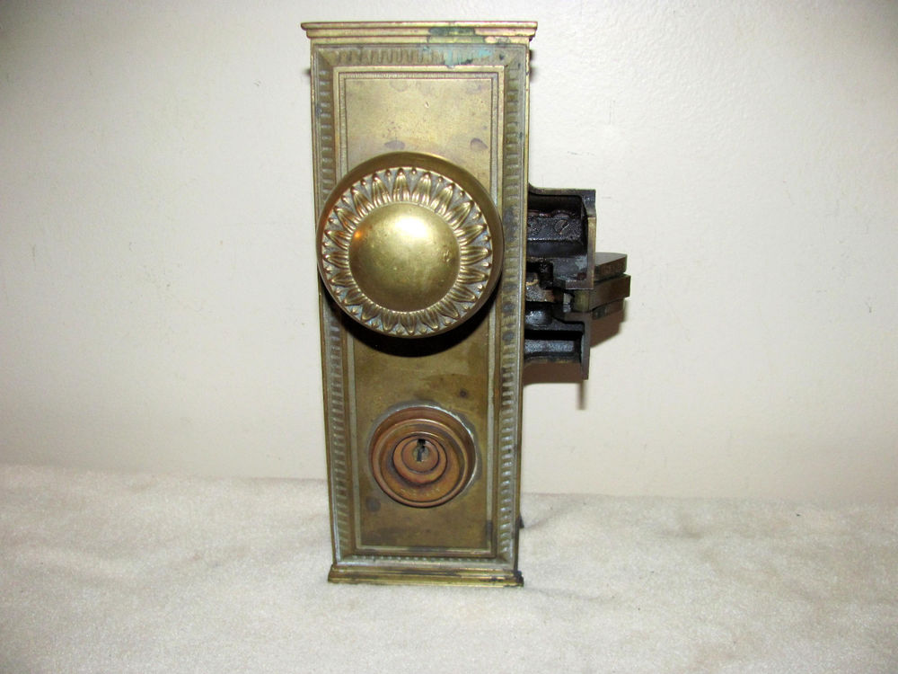 door knob escutcheon photo - 14