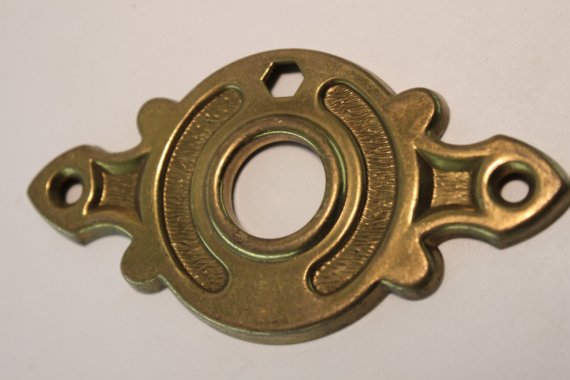 door knob escutcheon photo - 15