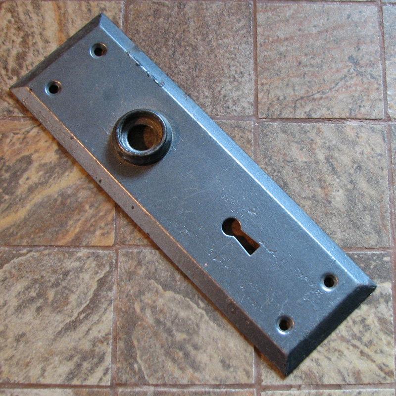 door knob escutcheon photo - 16
