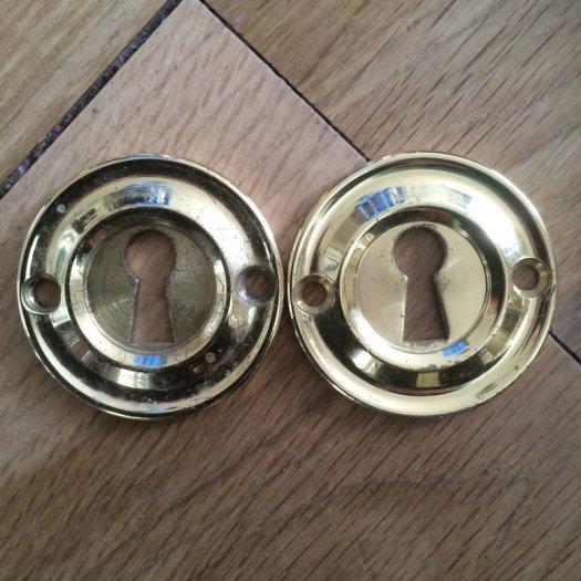 door knob escutcheon photo - 20