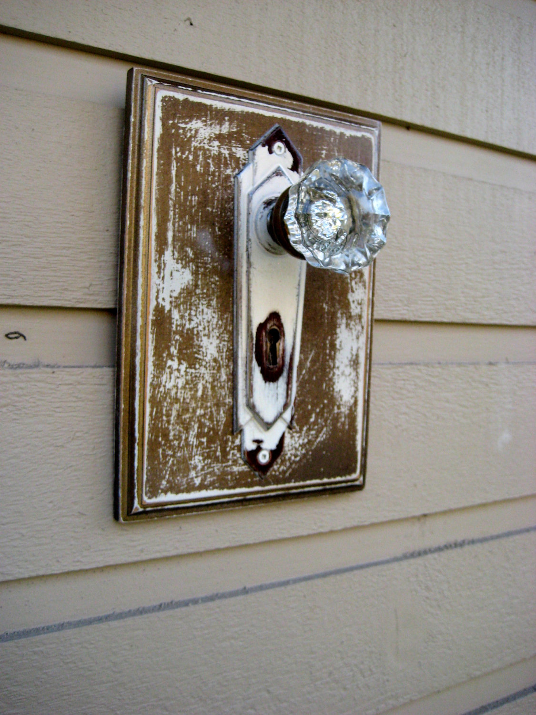 door knob escutcheon photo - 5