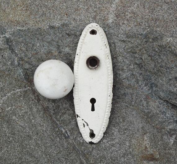 door knob escutcheon photo - 9
