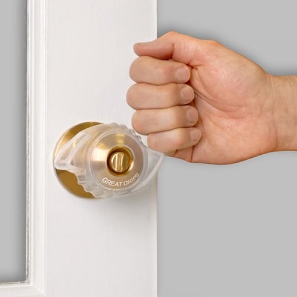 door knob grip photo - 3