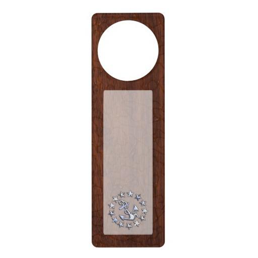 door knob hangers printing photo - 16