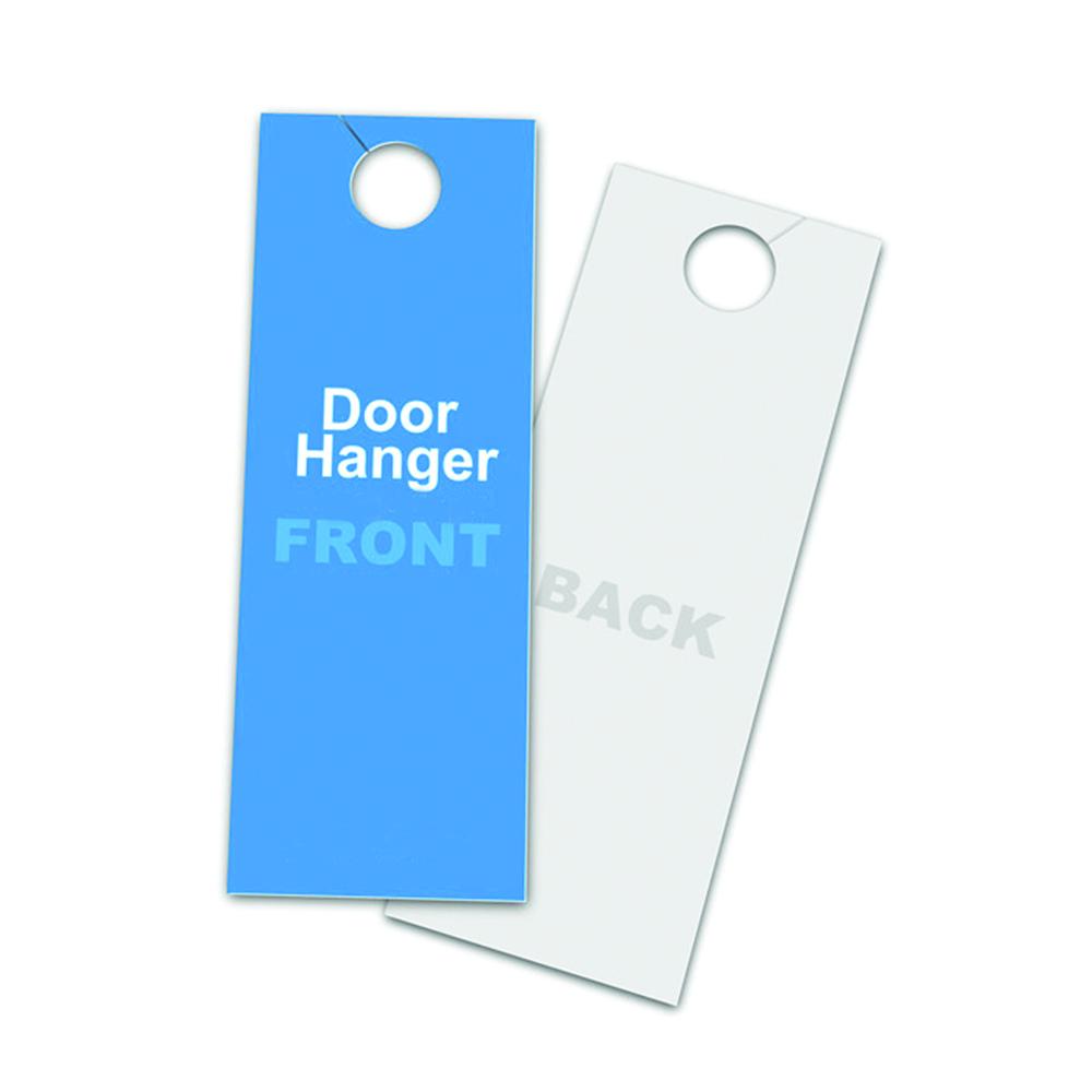 door knob hangers printing photo - 17