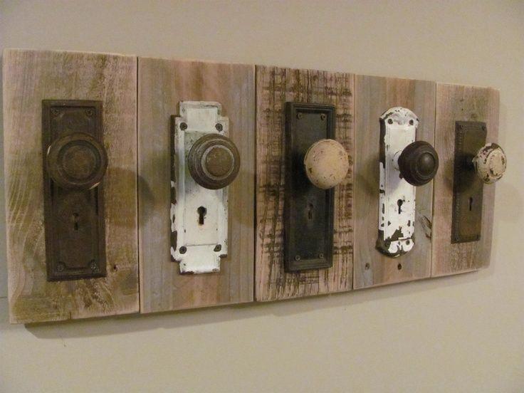 door knob hanging photo - 14