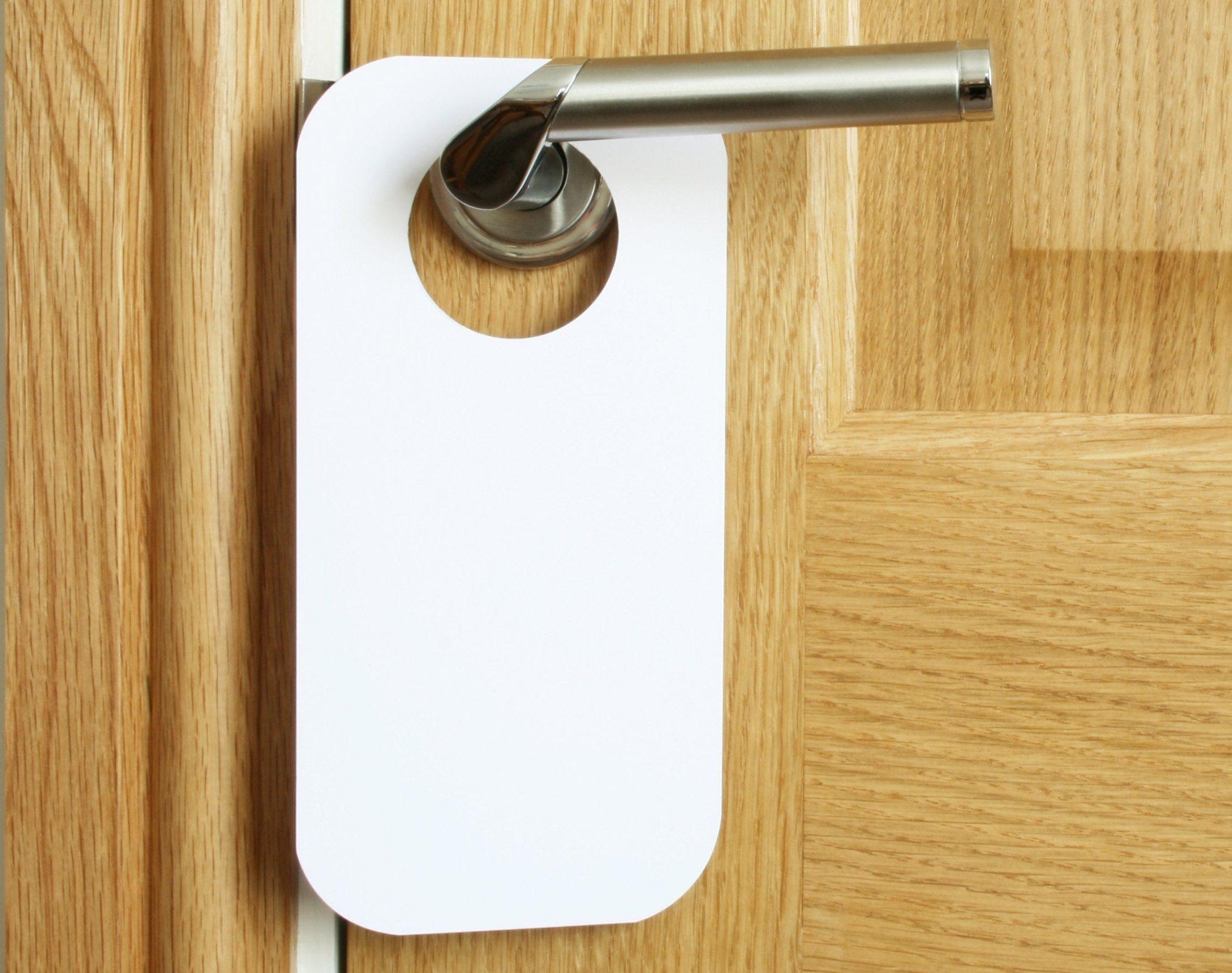 door knob hanging photo - 2