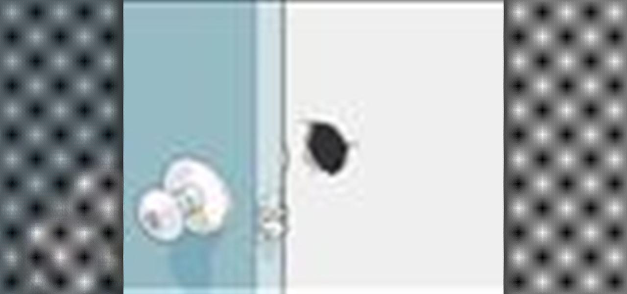 door knob hole photo - 15