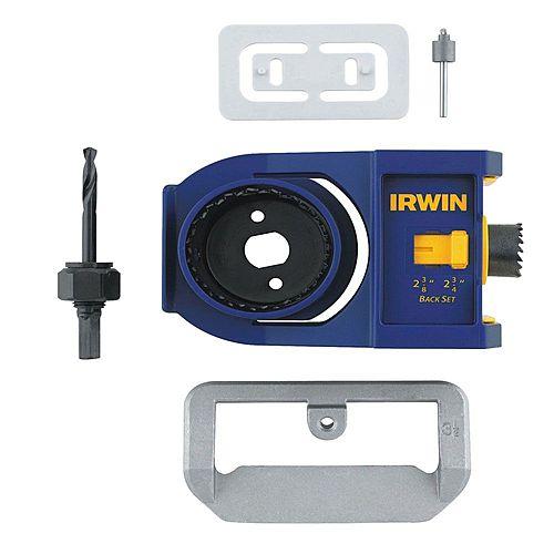 door knob installation kit photo - 11