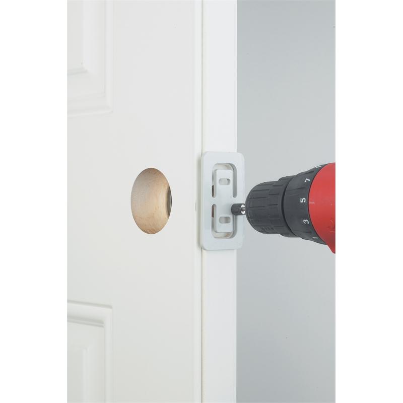 door knob installation kit photo - 12
