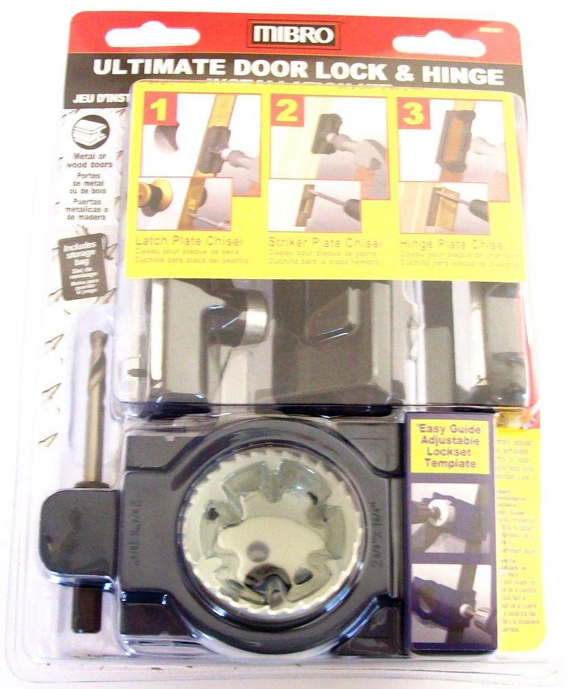 door knob installation kit photo - 14