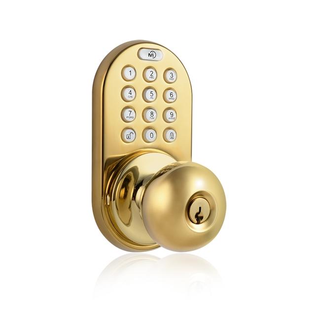 door knob keypad photo - 14