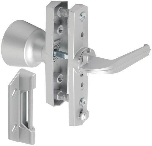 door knob latch assembly photo - 12