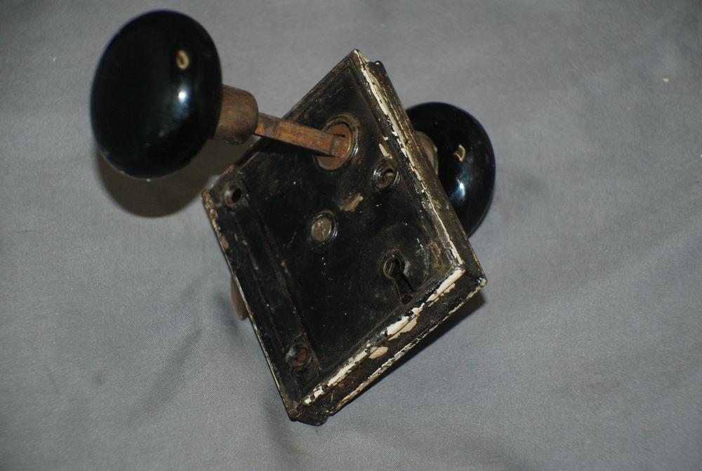 door knob latch assembly photo - 20