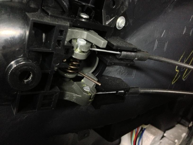 door knob latch problems photo - 4