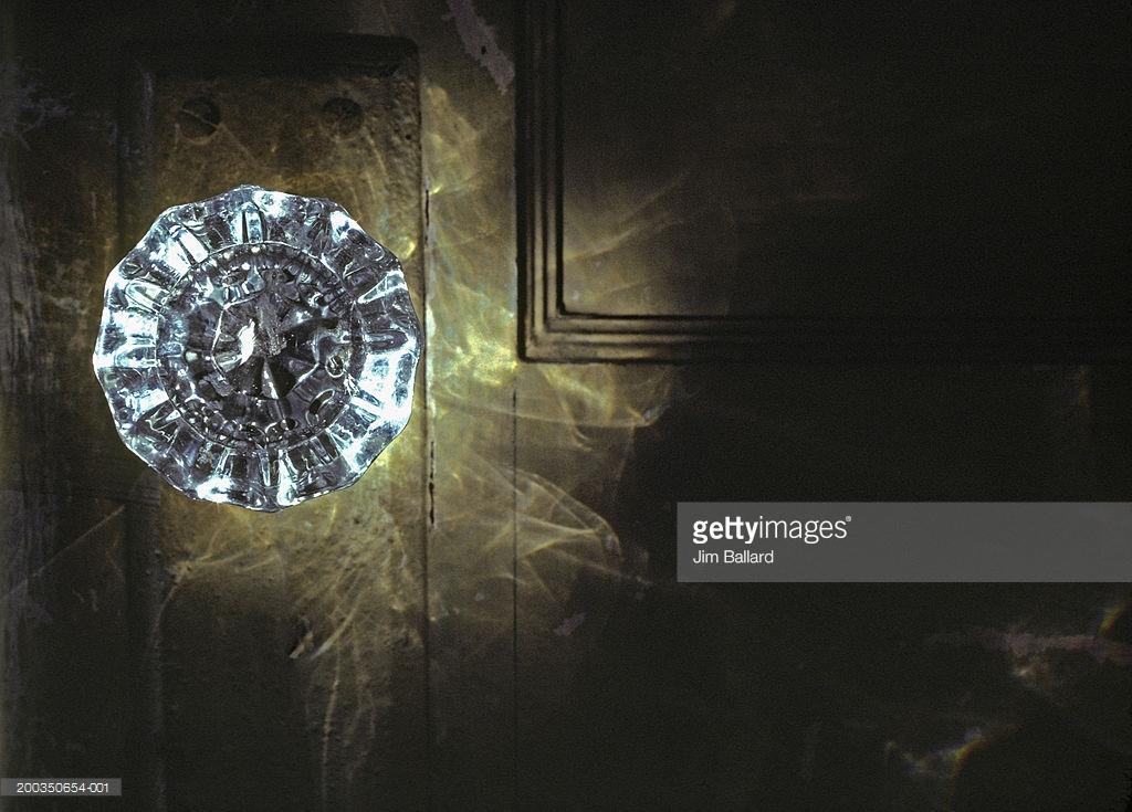 door knob light photo - 13