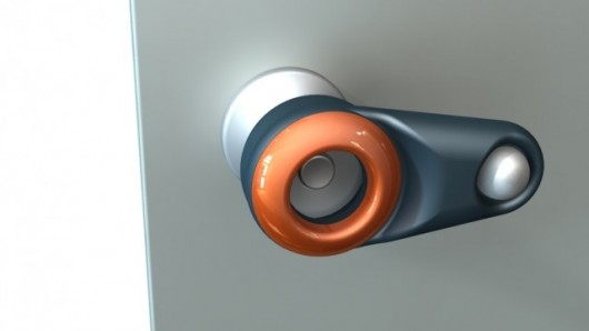 door knob light photo - 4