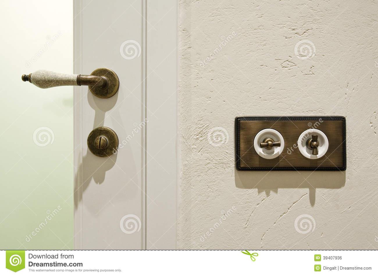 door knob light photo - 6