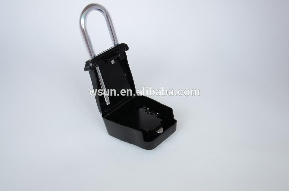 door knob lock box photo - 1