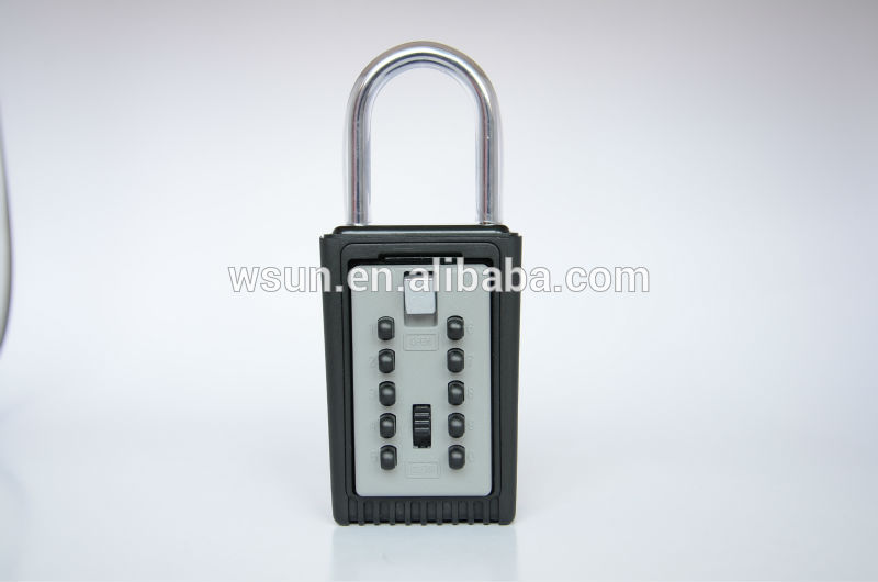 door knob lock box photo - 11