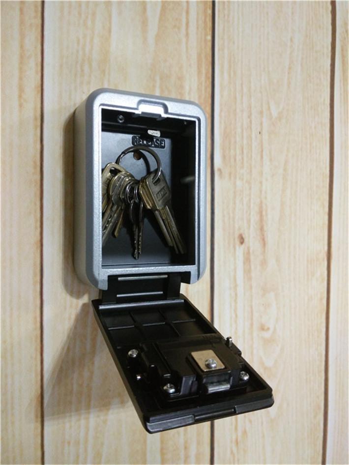 door knob lock box photo - 2