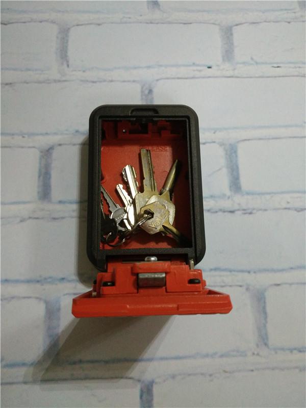 door knob lock box photo - 8