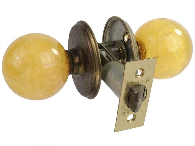 door knob lock mechanism photo - 10