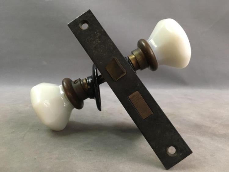 door knob lock mechanism photo - 9