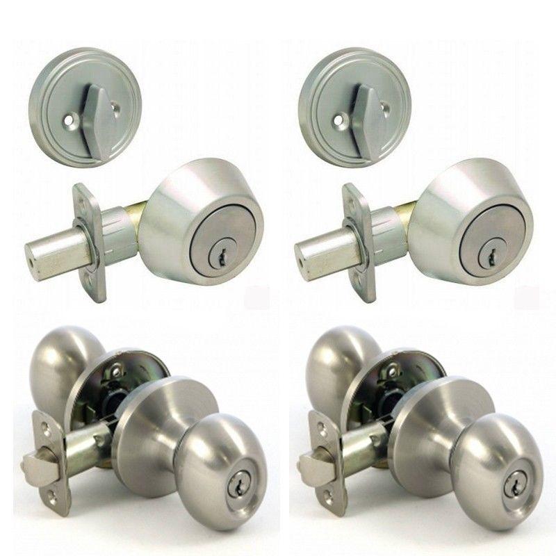 door knob lock set photo - 12