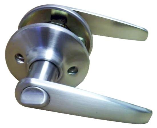 door knob lock stuck photo - 9