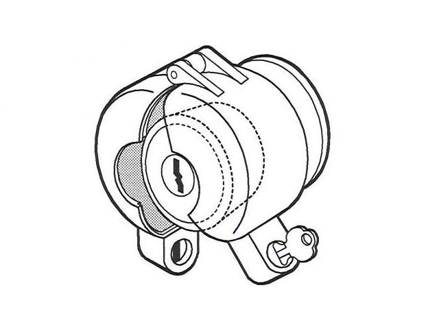 door knob lockout device photo - 10