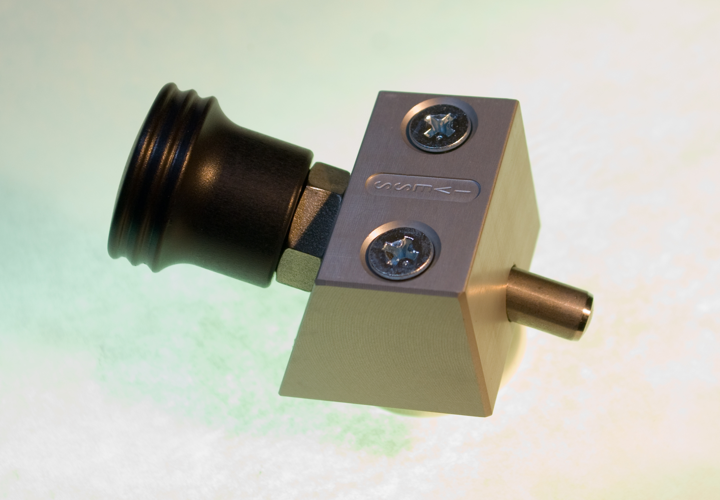 door knob lockout device photo - 15