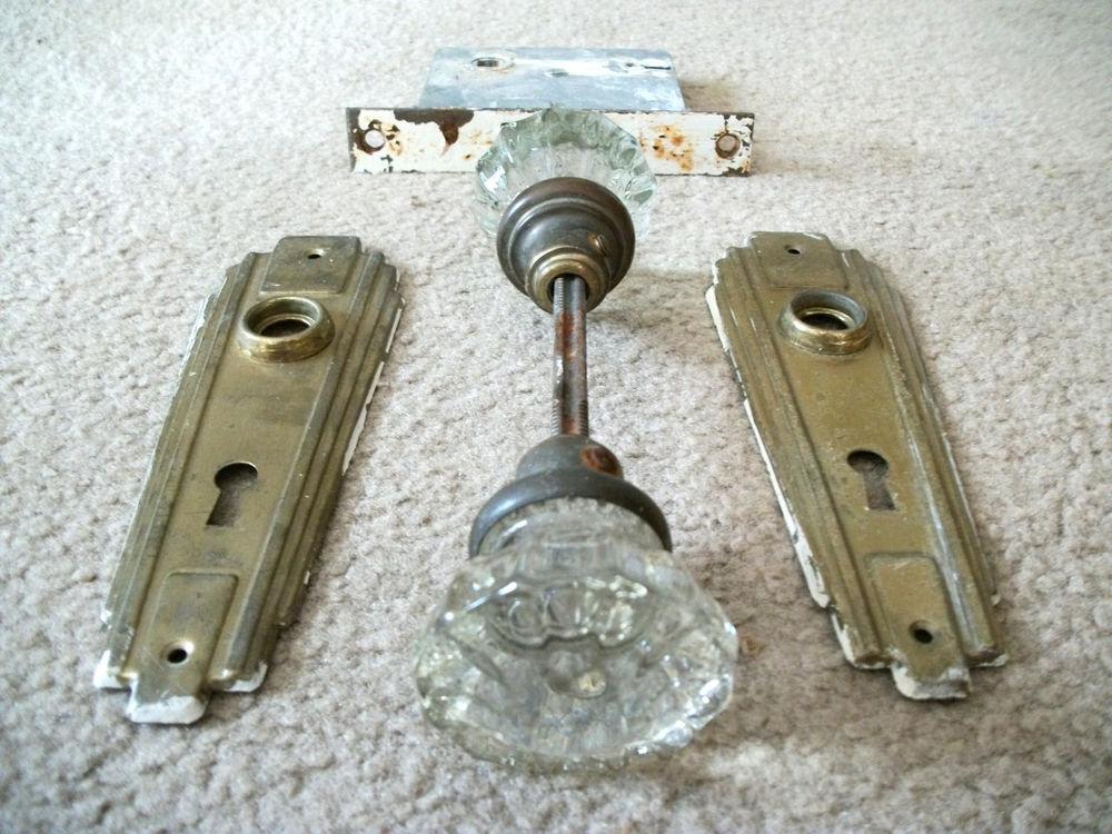 door knob mechanism photo - 1