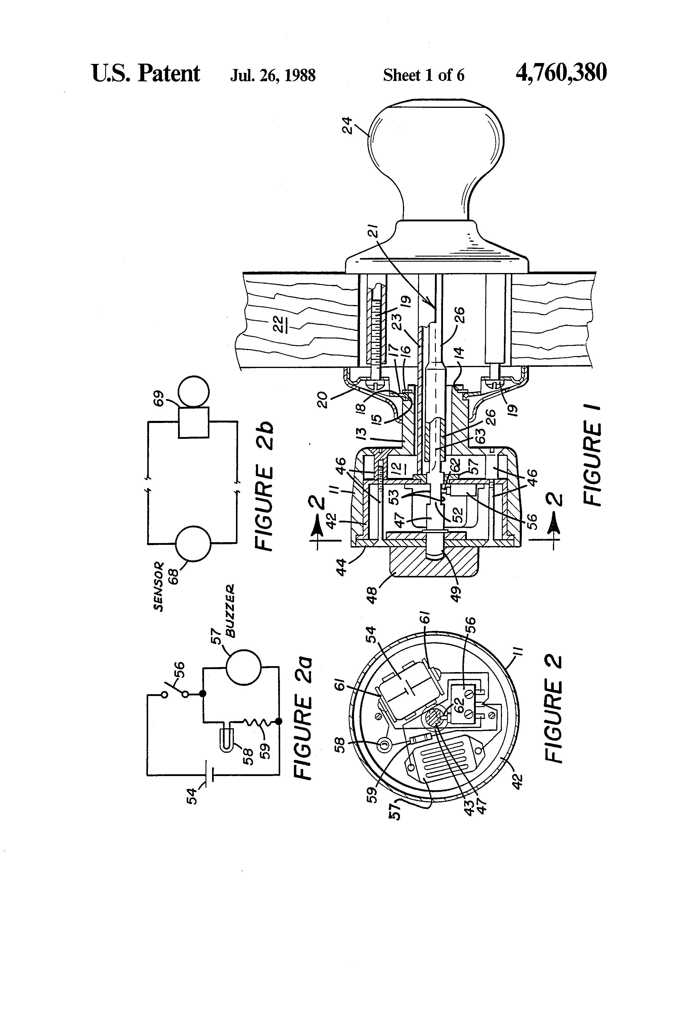 door knob mechanism photo - 19