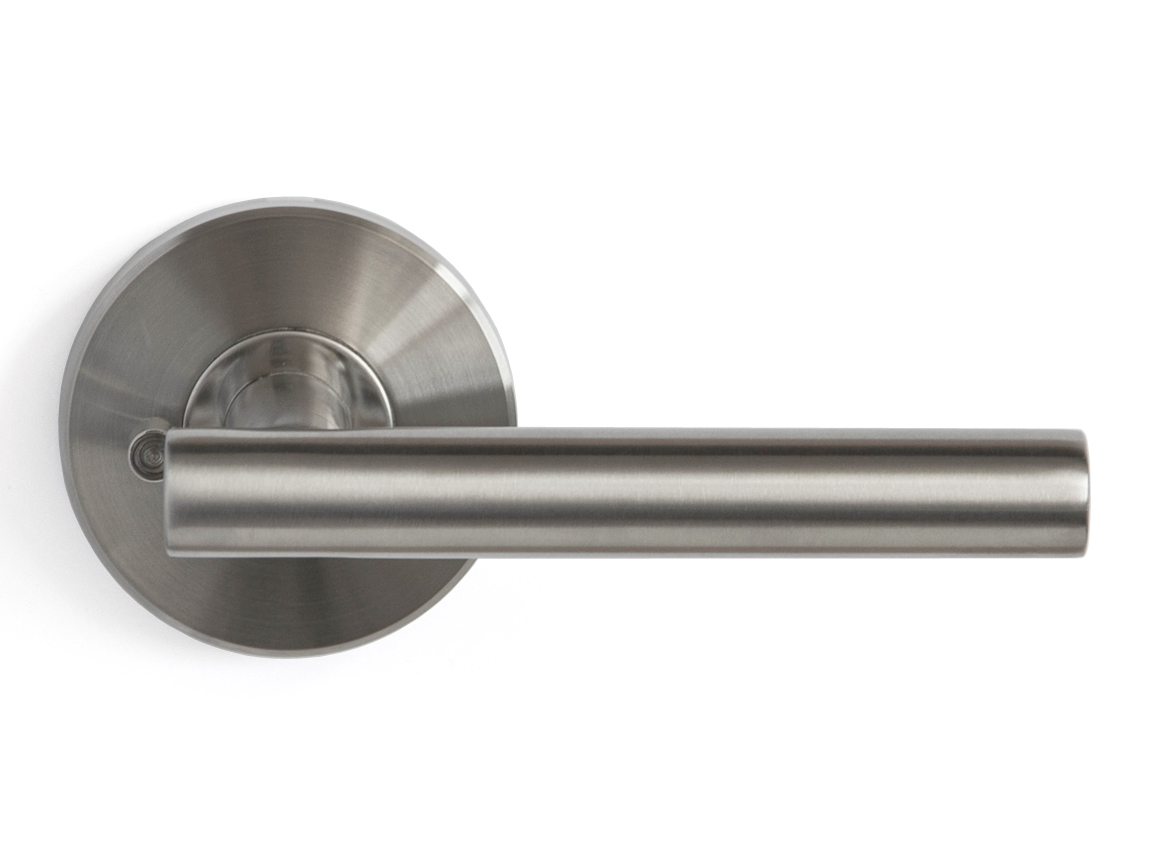 door knob no screws photo - 15