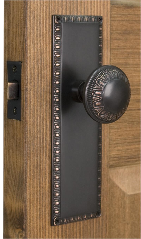 door knob plate photo - 10