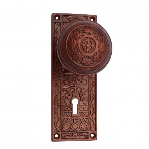 door knob plate photo - 19