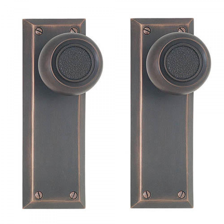 door knob plates photo - 14