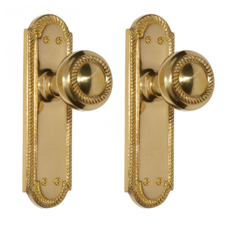 door knob plates photo - 7