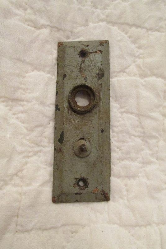 door knob plates antique photo - 10