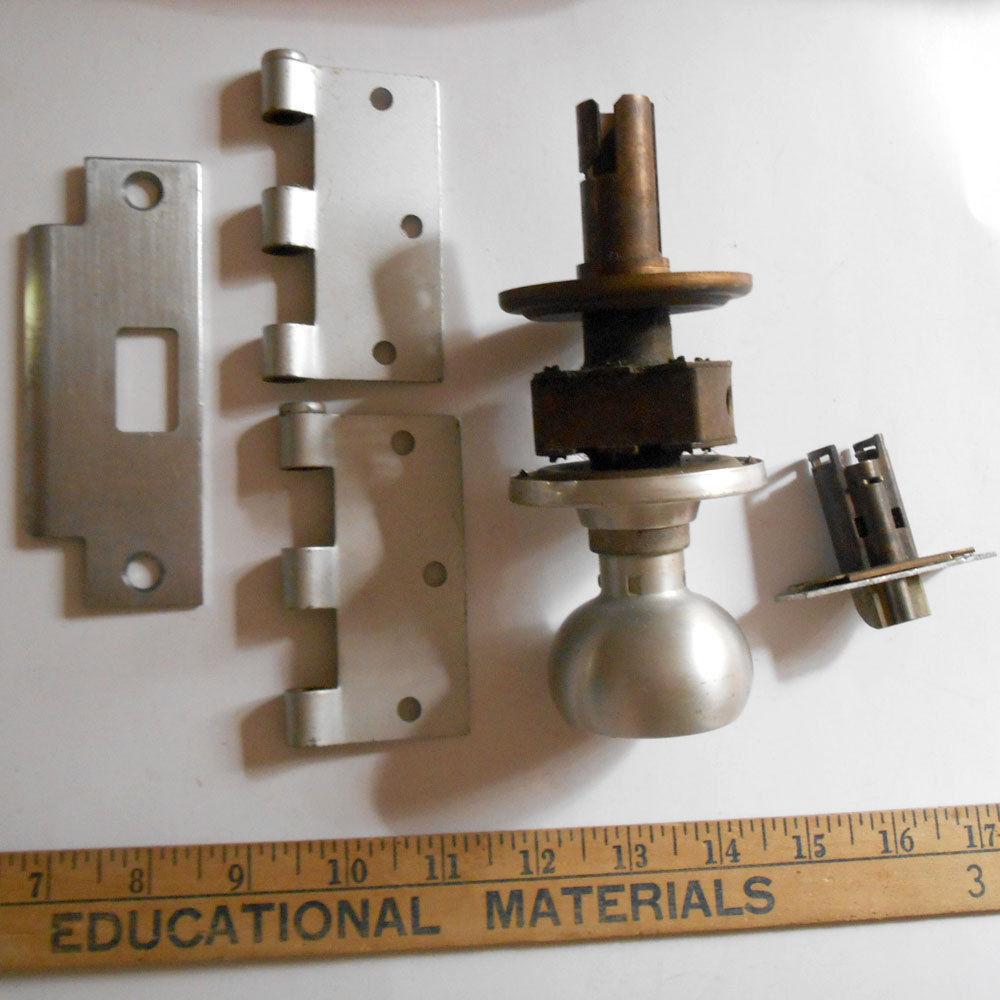 door knob repair plate photo - 11