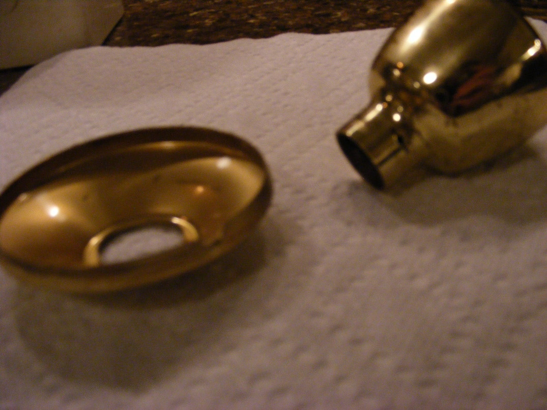 door knob repair plate photo - 12