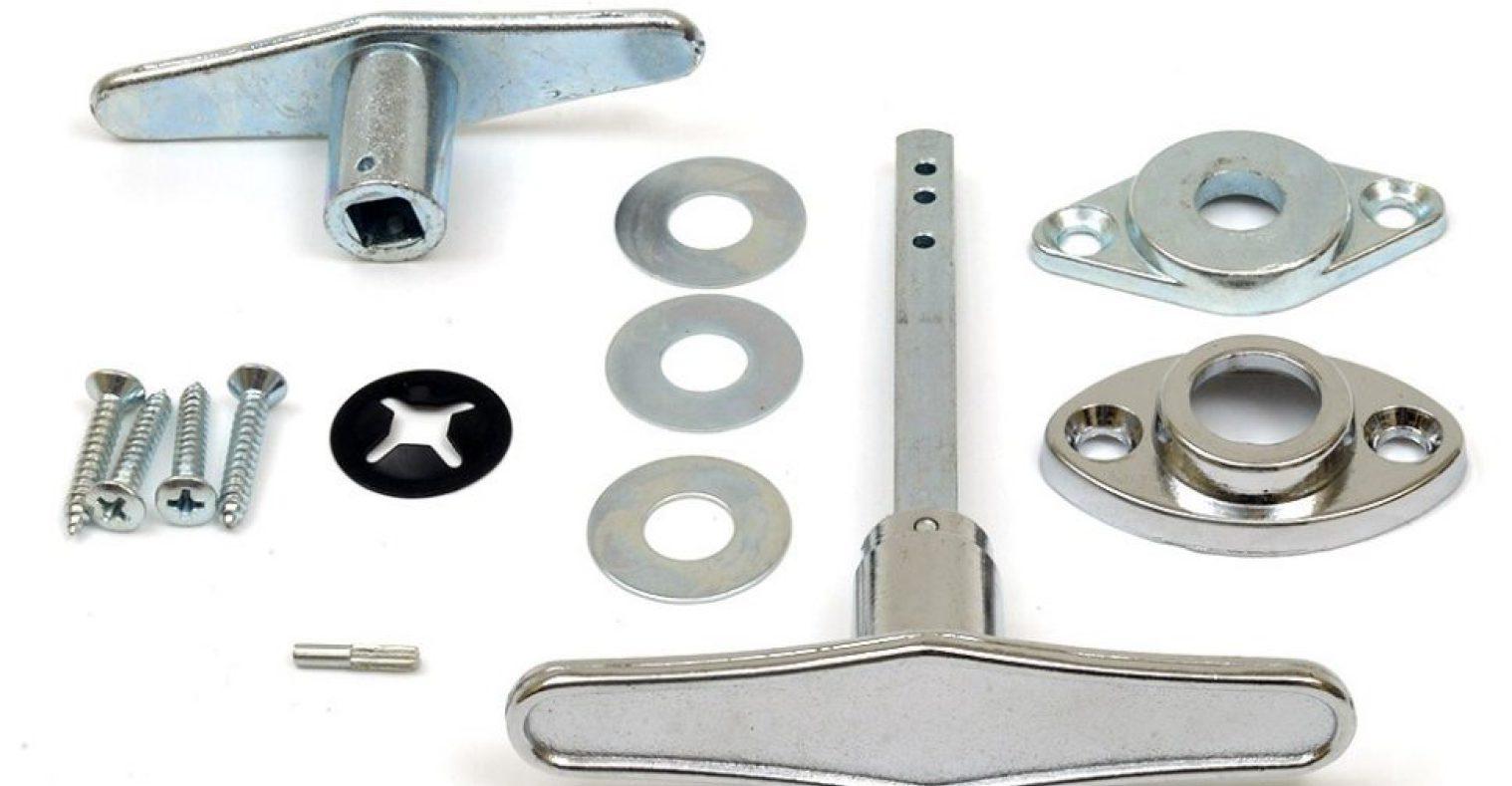 door knob replacement parts photo - 12