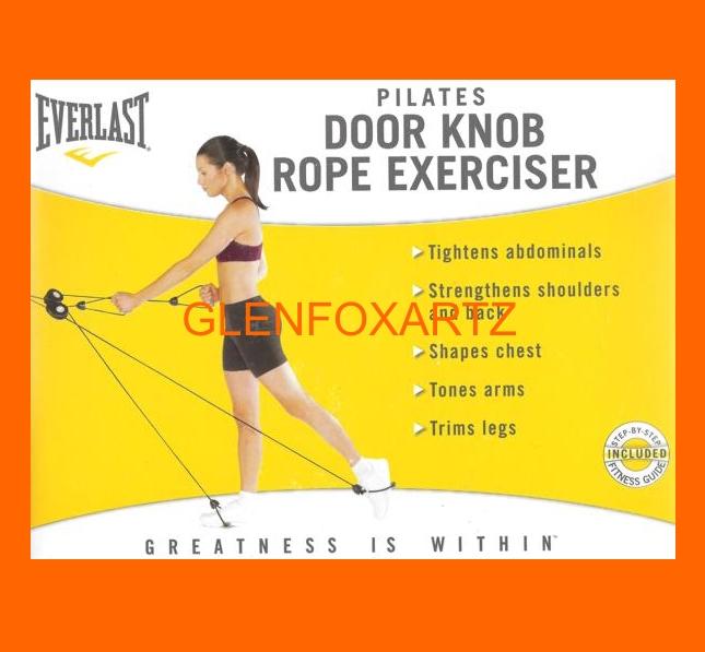 door knob rope exerciser photo - 7
