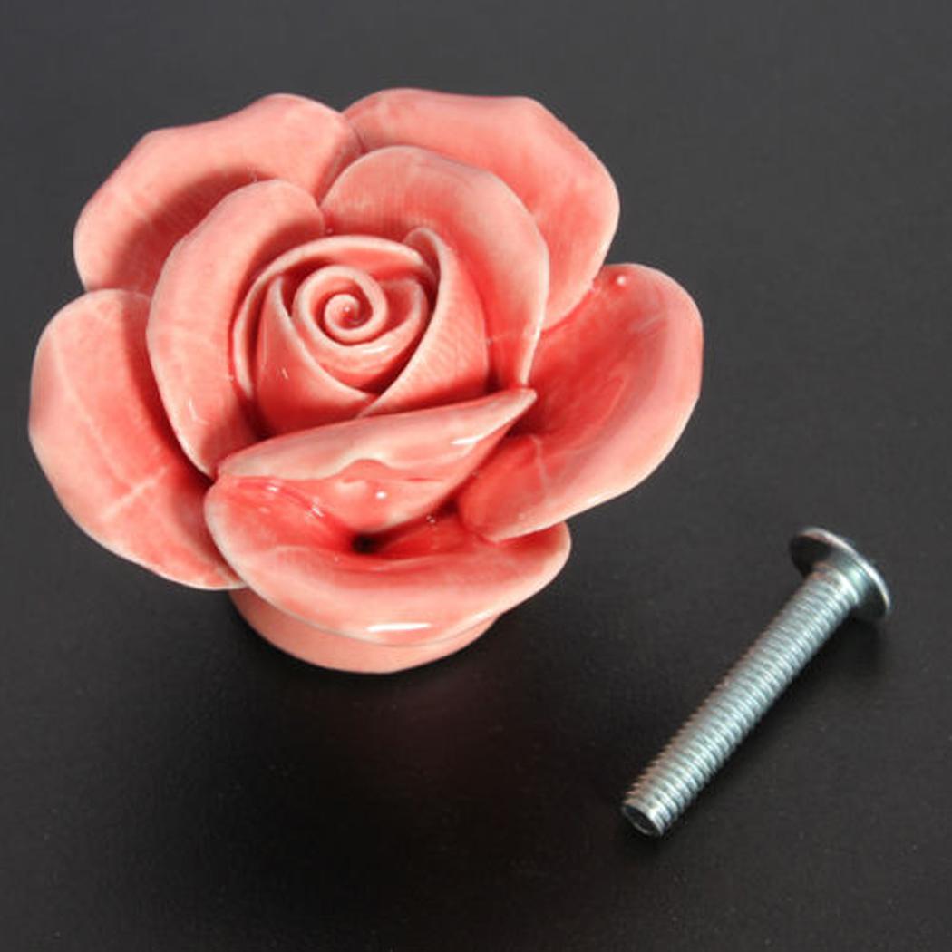 door knob rose photo - 13