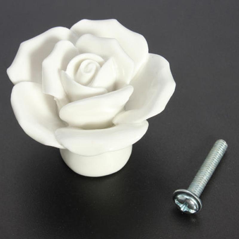 door knob rose photo - 8