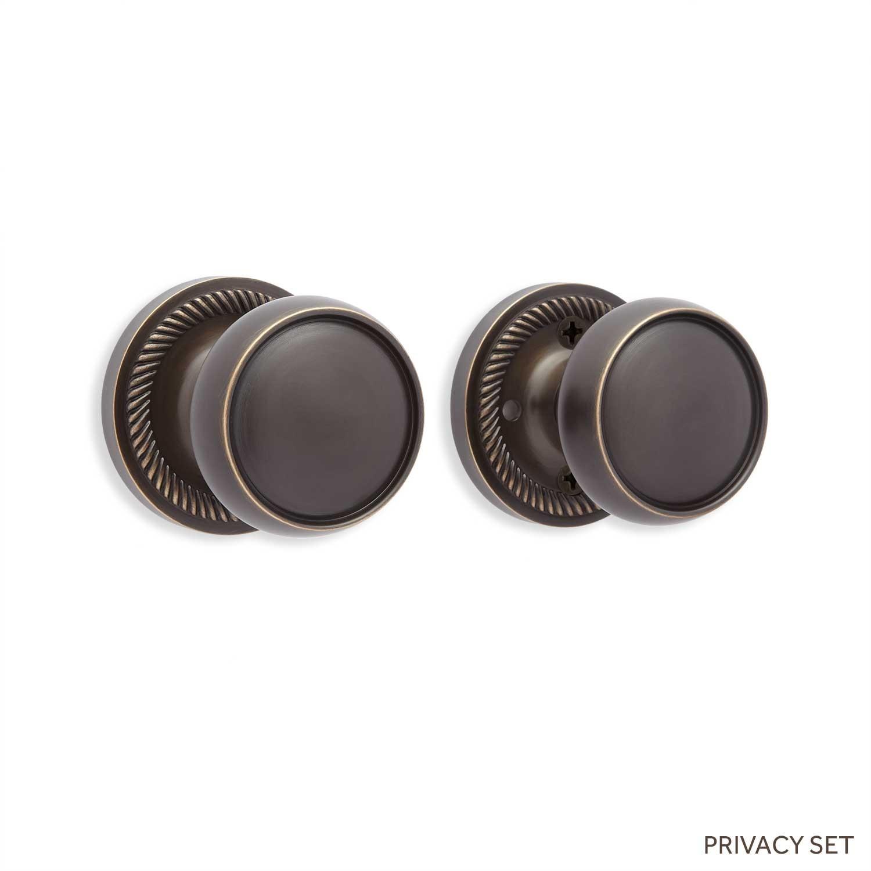 door knob rosette plate photo - 6