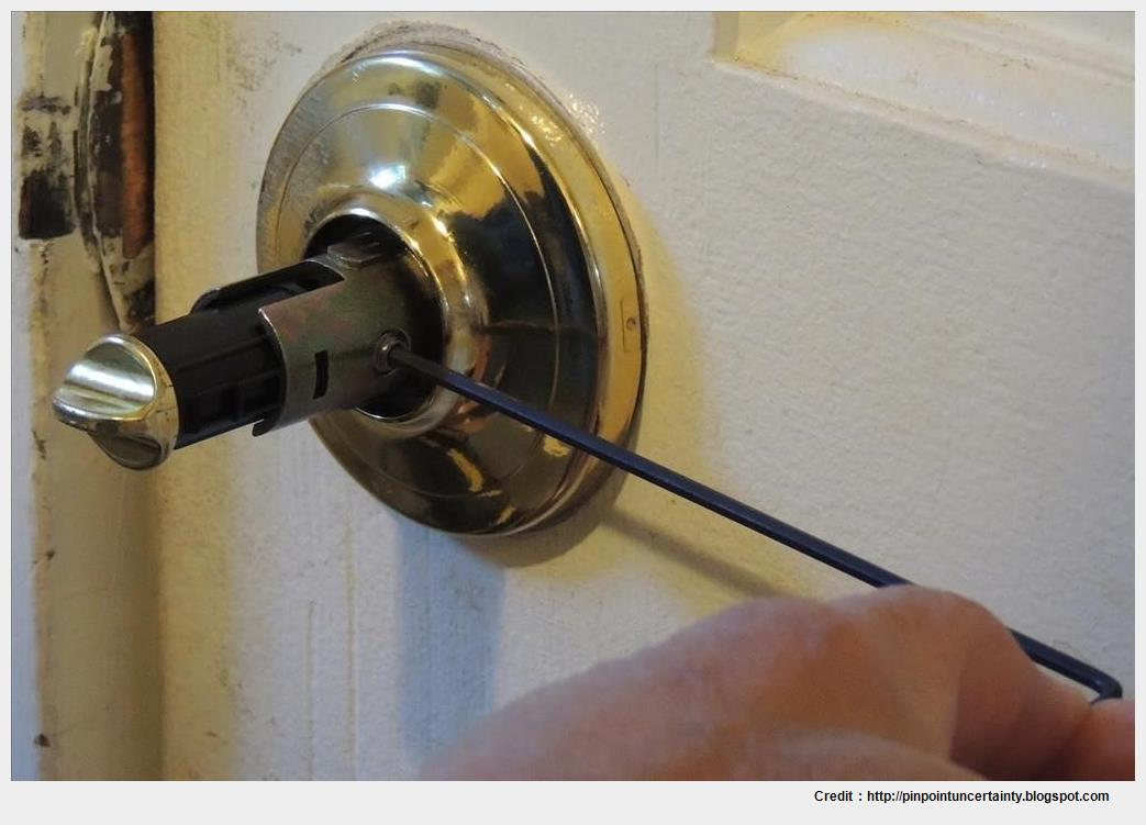 door knob screw photo - 7