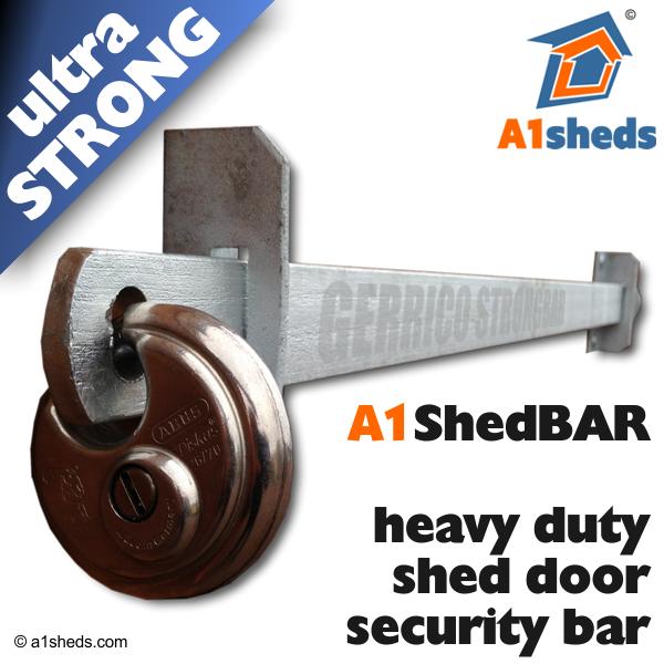 door knob security bar photo - 18