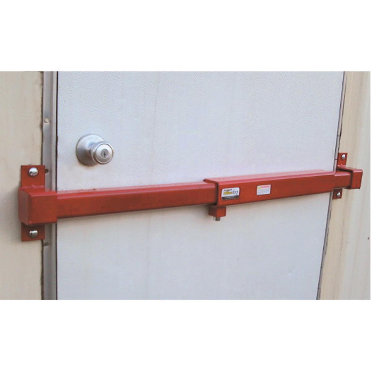 door knob security bar photo - 6